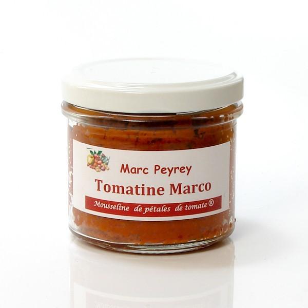 Tomatine tomate Marco apéritive Marc Peyrey 100 g