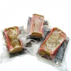 Lot de 3 mignons de veau au foie soit 600g