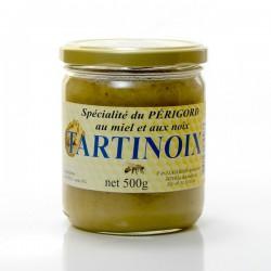 Tartinoix miel et brisure noix à tartiner, 500g