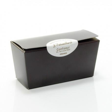 Ballotin de chocolats fins assortis MOF JF Patouillard, 150g