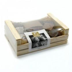 Cagette assortiment de chocolat Guinguet 400g