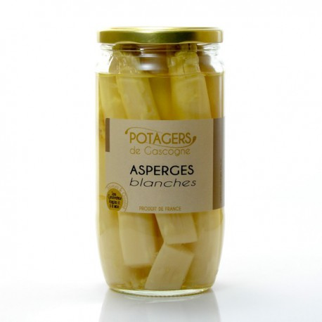 Asperges grosses 540g