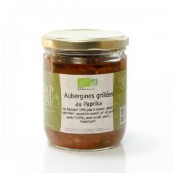 Aubergines grillées au paprika 380g
