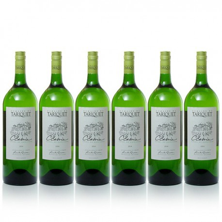 Lot de 6 magnums Tariquet Classic 2019 150 cl