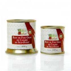 Le Bloc de Foie gras de Canard 300g