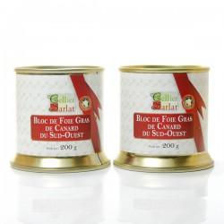 Le Bloc de Foie gras de Canard 400g
