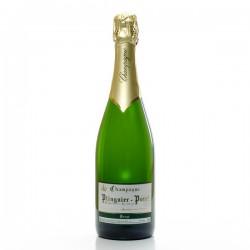 Champagne Plinguier Potel Brut, AOC Champagne Brut, 75cl