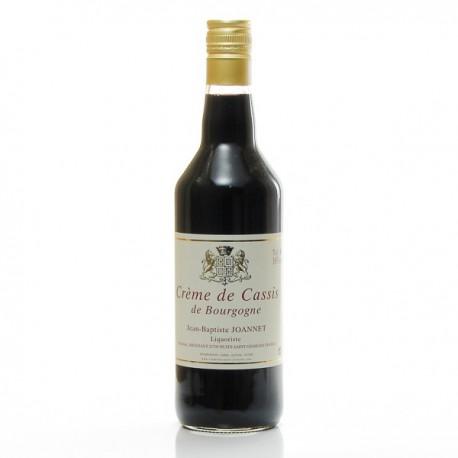 Crème de Cassis 16° Liquoriste Joannet, 70cl