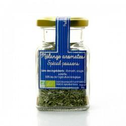 Aromates bio du Périgord spécial poisson 20g