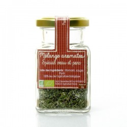 Aromates bio du Périgord spécial veau et porc 20g