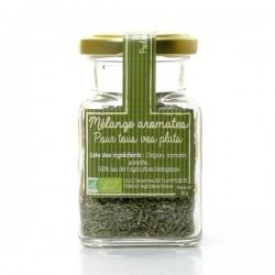 Aromates bio du Périgord origan, romarin, sariette 20g