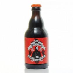 Bière brune Igor Perry Brasserie Bam 33cl
