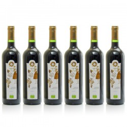 Promotion 6 bouteilles Château Miaudoux AOC Bergerac Rouge 2018, 75cl