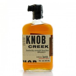 Whisky US Knob Creek Patiently Aged Bourbon 50° 70cl