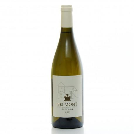Domaine Belmont Montaigne IGP Côtes du Lot blanc 2014 75cl