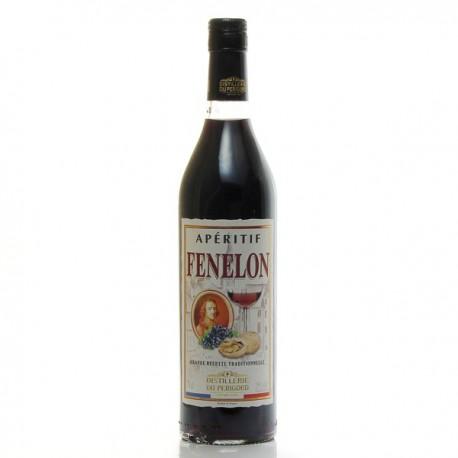 Fénelon Apéritif vin rouge noix cassis 15° 70cl