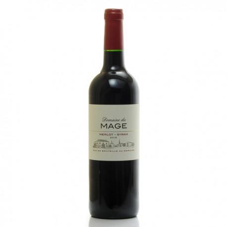 Domaine du Mage de la famille Grassa IGP Côtes de Gascogne rouge 2016, 75cl,
