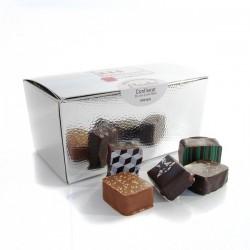 Ballotin de chocolats fins assortis MOF JF Patouillard, 250g