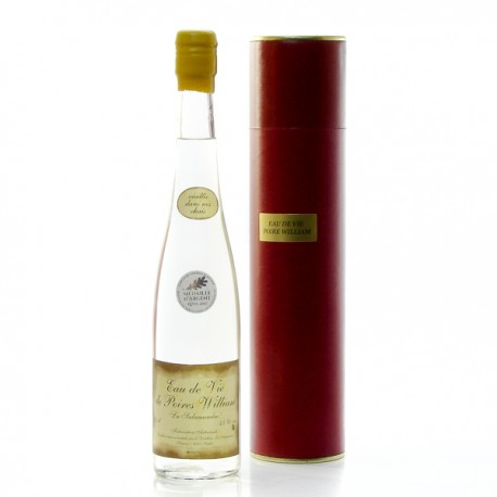 Eau de Vie de Poire Williams Distillerie La Salamandre, 50cl