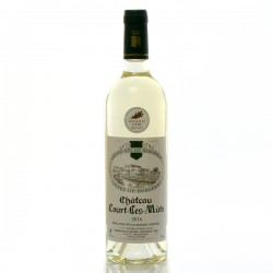 Château Court les Muts AOC Côtes de Bergerac Moelleux 2016 75cl
