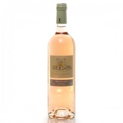 Clos des Verdots AOC Bergerac Rosé 2016, 75cl