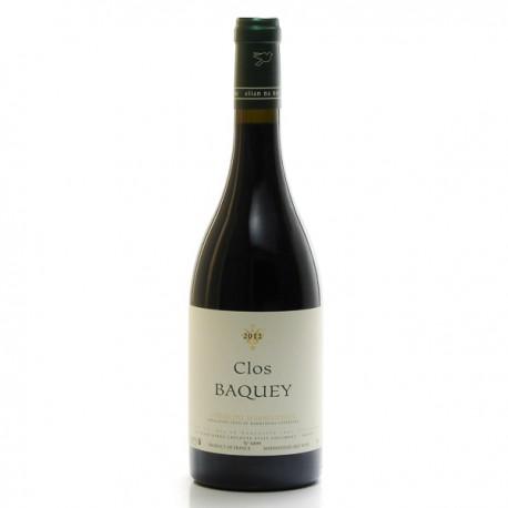 Domaine Elian Da Ros Clos Baquey AOC Côtes de Marmandais Rouge 2012, 75cl