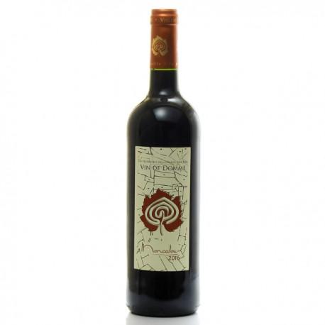 Vin de Domme Cuvée Moncalou IGP Vin de Pays du Périgord 2016, 75cl
