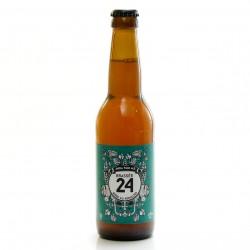 Bière Brassée 24 Pale Ale Brasserie Artisanale de Sarlat 33cl