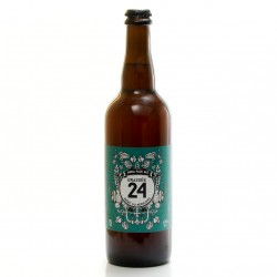 Bière Brassée 24 Pale Ale Brasserie Artisanale de Sarlat 75cl