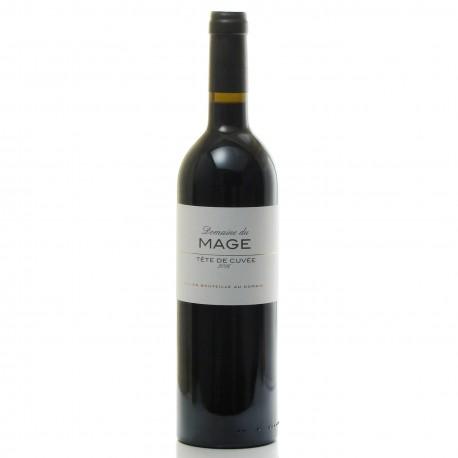 Domaine du Mage de la famille Grassa IGP Côtes de Gascogne rouge 2016 Tête de Cuvée, 75cl