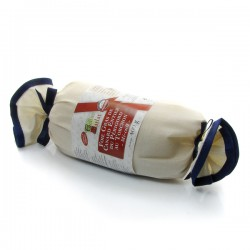 Foie Gras Entier de Canard mi-cuit au Torchon 400g
