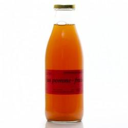 Jus de Pomme-Fraises de Dordogne 1L