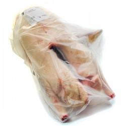 Oie grasse entiere sans foie 4kg +/- 500g