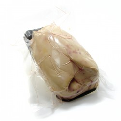 Foie gras d'Oie sélection non deveiné 900g +/- 100g