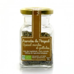 Aromates bio du Périgord spécial viandes et grillades 20g