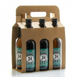 Pack de 6 bières Brassée 24 Indian Pale Ale Brasserie Artisanale de Sarlat 6x33cl