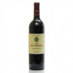 Clos Puy Arnaud AOC Castillon Côtes De Bordeaux Rouge 2014 75cl