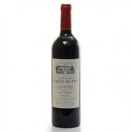 Château Croze De Pys Prestige AOC Cahors 2014 75cl