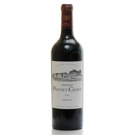 Château Pontet Canet AOC Pauillac Rouge 2013 75cl