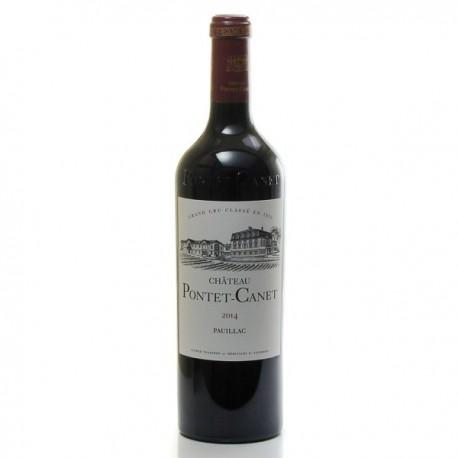 Château Pontet Canet AOC Pauillac Rouge 2014 75cl