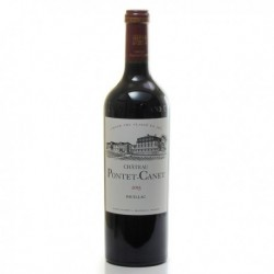 Château Pontet Canet AOC Pauillac Rouge 2015 75cl