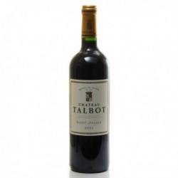 Château Talbot AOC Saint Julien Rouge 2014 75cl