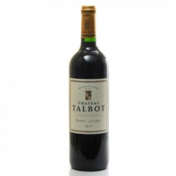 Château Talbot AOC Saint Julien Rouge 2015 75cl
