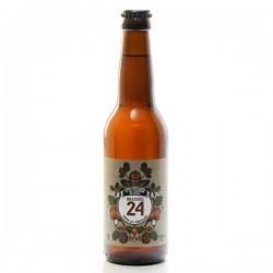 Bière brassée 24 à la Liqueur de Noix Brasserie Artisanale de Sarlat 33cl