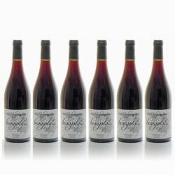 Promotion de 6 bouteilles de Domaine Améthystes AOP Beaujolais Rouge 2016 6 x75cl