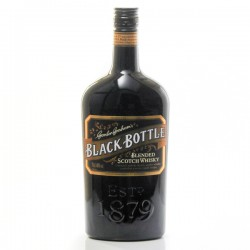 Whisky Ecosse Gordon Graham's Black Bottle Blended Scotch 40° 70cl