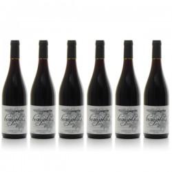 Promotion de 6 bouteilles de Domaine Améthystes AOP Beaujolais Rouge 2017 6 x75cl