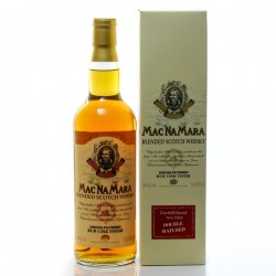 Whisky Ecosse Mac Na Mara Unchilfiltered Rum Cask Finish Blended Scotch 40° 70cl