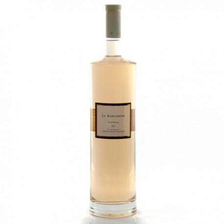 Bargemone Cuvée Marina AOP Coteaux d'Aix en Provence Rose 2017 Magnum 150cl