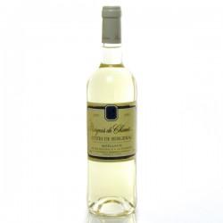 Marquis De Chamterac AOC Côtes De Bergerac Moelleux 2015 75cl